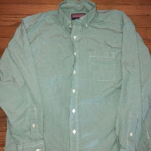 Vineyard Vines Men's Button Down Shirt, Size L